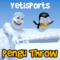 Pengu Throw