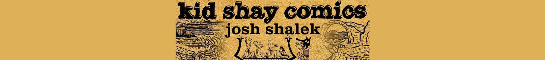 Kid Shay Comics