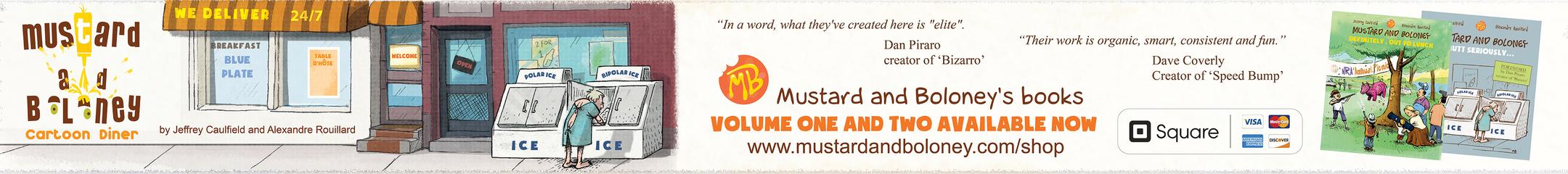 Mustard and Boloney
