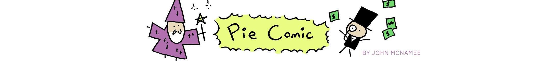 Pie Comic