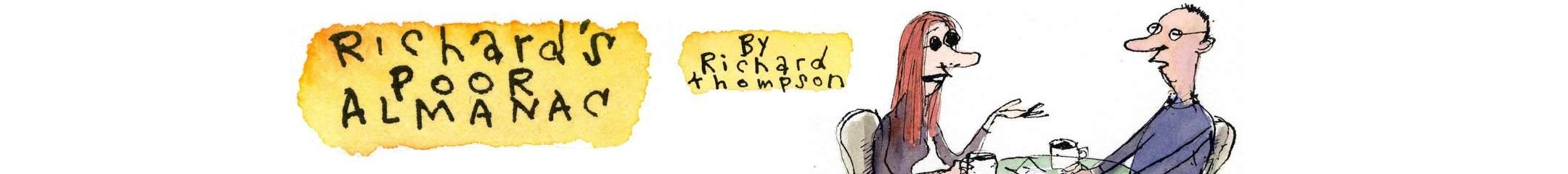 Richard's Poor Almanac