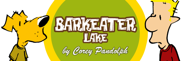 Barkeater Lake