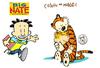 BigNate+CalvinandHobbes=:)