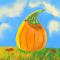 Stuffing Pumpkin