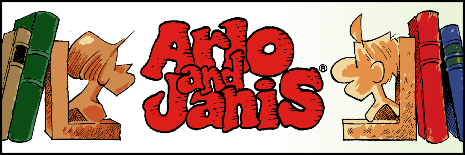 Arlo and Janis