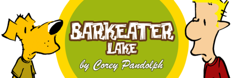 Barkeater Lake