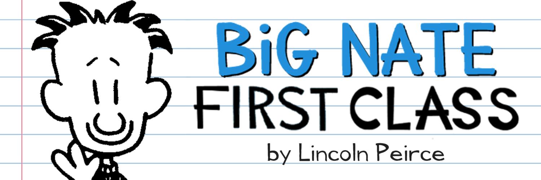 Big Nate: First Class