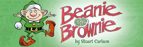 Beanie the Brownie
