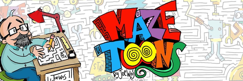 MazeToons Puzzle