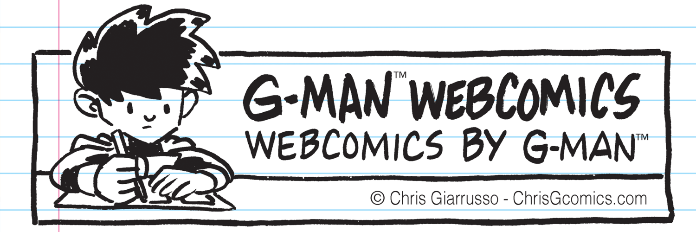 G-Man Webcomics