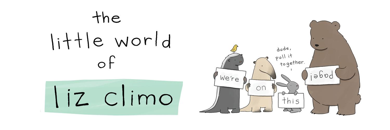 Liz Climo Cartoons