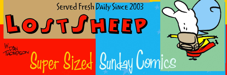 Lost Sheep