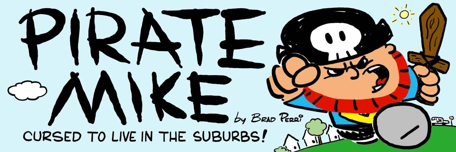 Pirate Mike