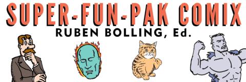 Super-Fun-Pak Comix