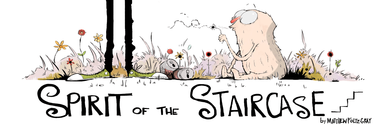 Spirit of the Staircase