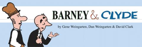 Barney & Clyde