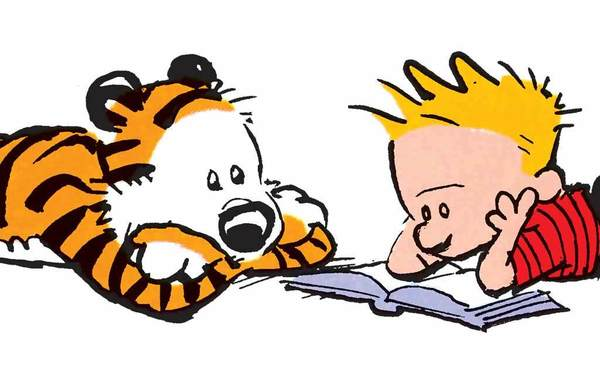 today on calvin and hobbes comics by bill watterson gocomics rh gocomics com calvin and hobbes birthday clipart calvin and hobbes clipart free
