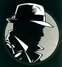 Dicktracy silhouetteed
