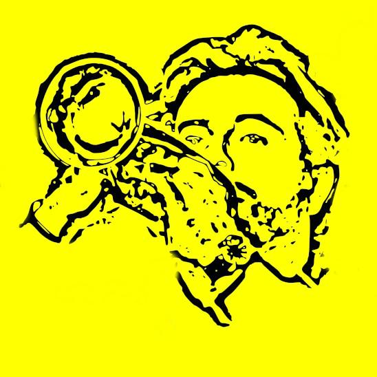 Befunky david trumpet sketch 2