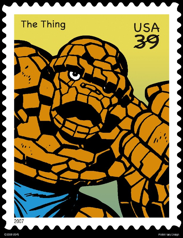 Usps thing stamp