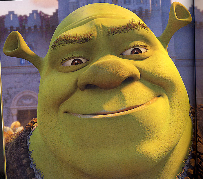 Shrek front