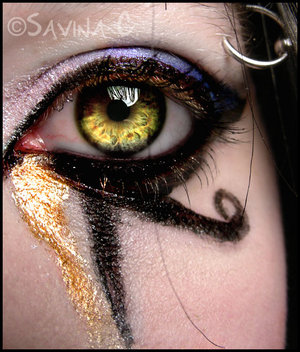 Tears of cleopatra by savinaswings