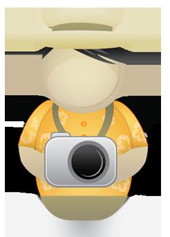 Tourist male2
