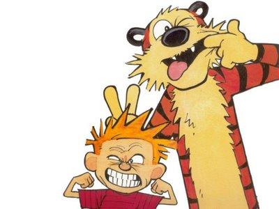 Calvin and hobbes comics cartoons freecomputer desktopwallpaper 1024 1