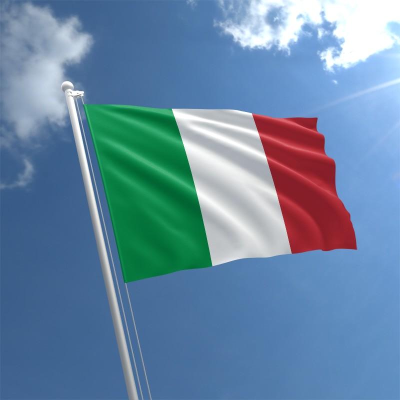 Italy flag std