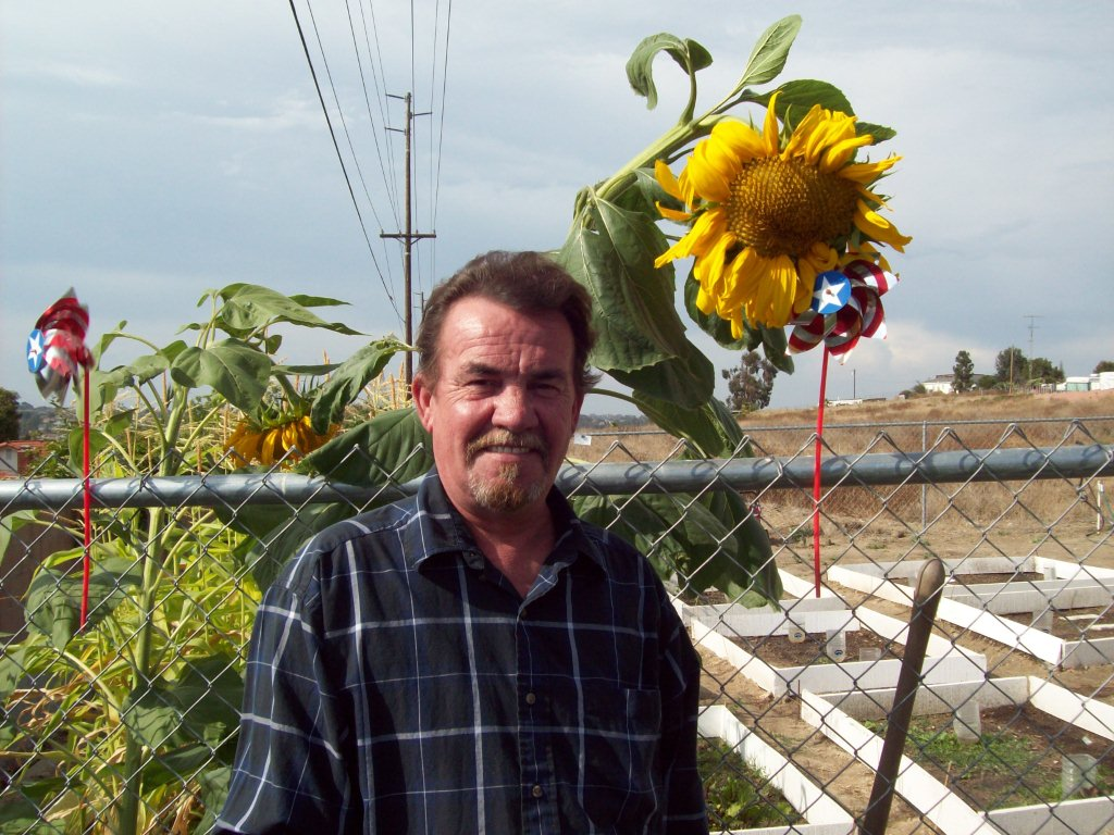 Me n sunflowers