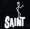 Large saint