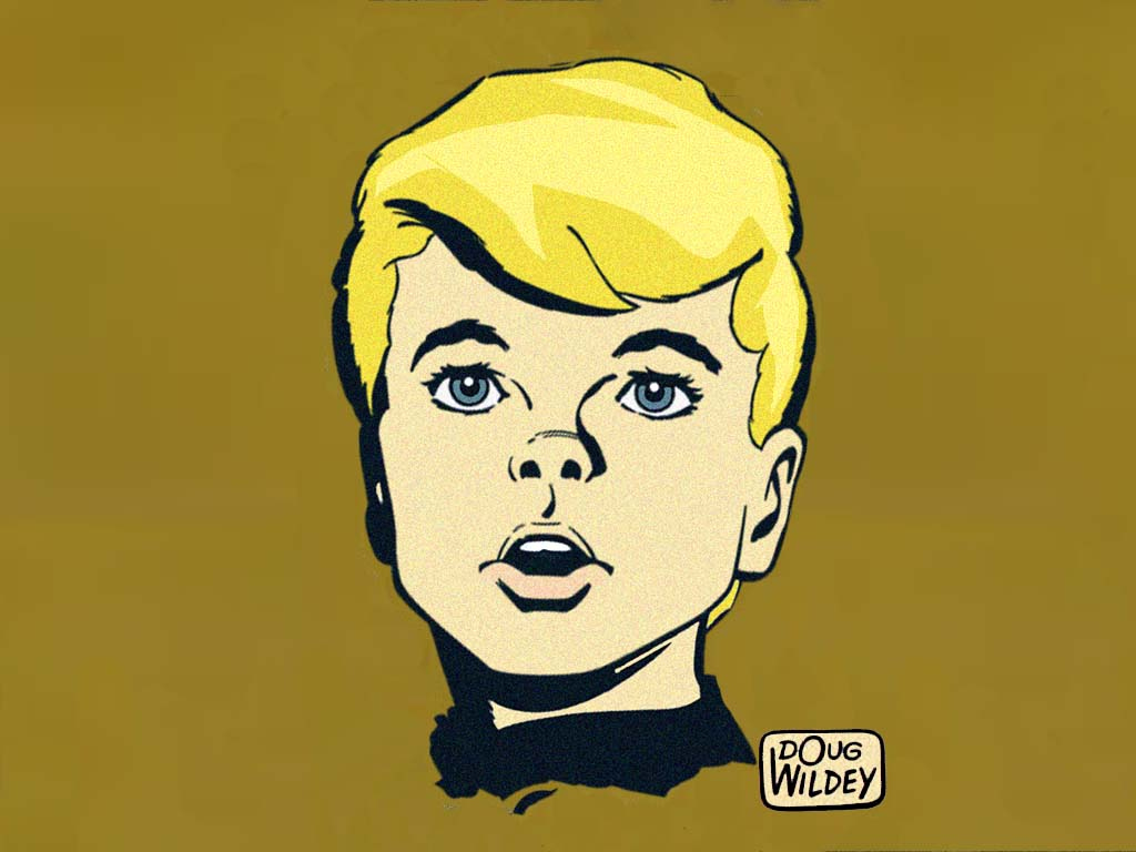 Wallpapers jonny quest 1024x768