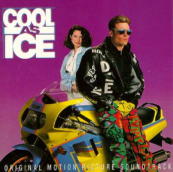 Vanilla ice cool as ice