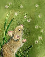 Wl mouse dandelion