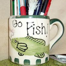 Al the fish cup