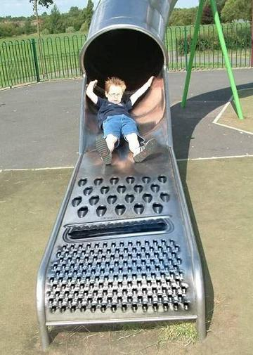 Ginsu slide