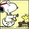 Woodstock   snoopy doctor