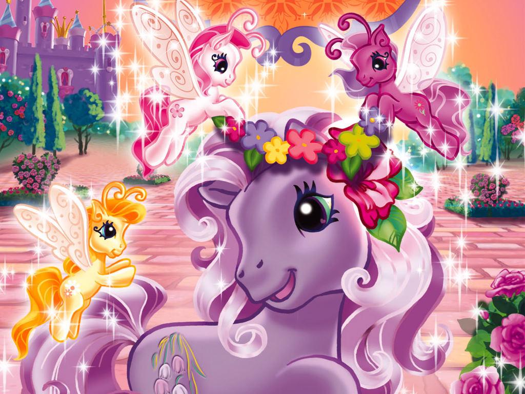 My little pony princess promenade