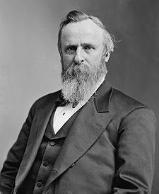 225px president rutherford hayes 1870   1880 restored