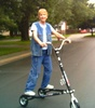 Large me on trikke 2007    05
