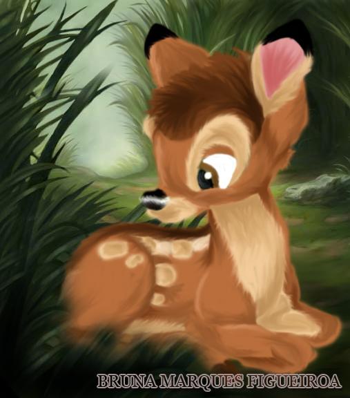Bambi by brunamf