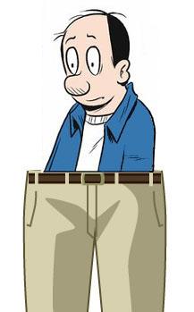 Adam in pants 2