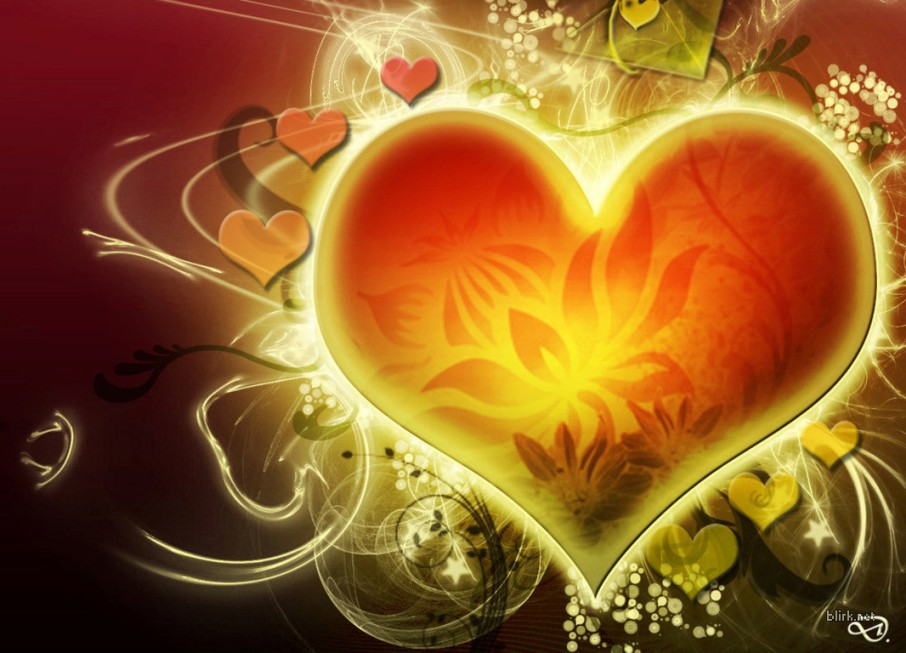 Открытка, картинки на телефон анимация сердце