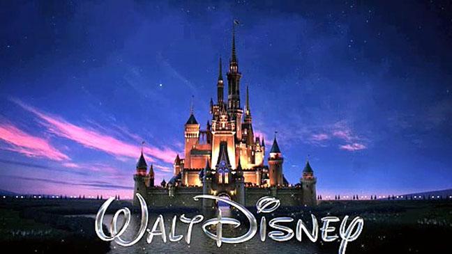 Disney logo a l