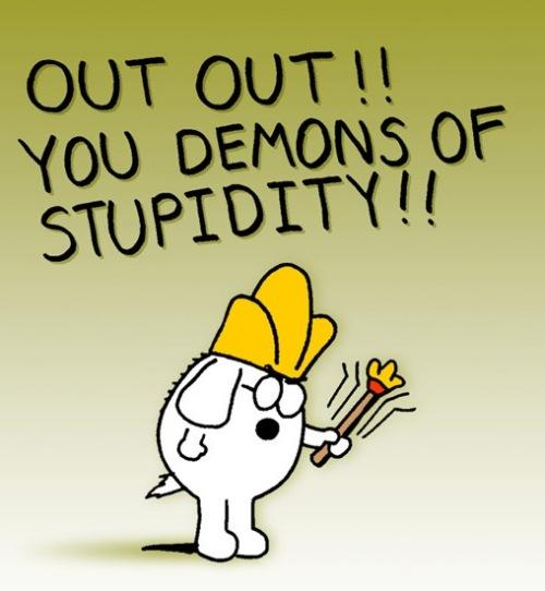 Stupidity 1170973245