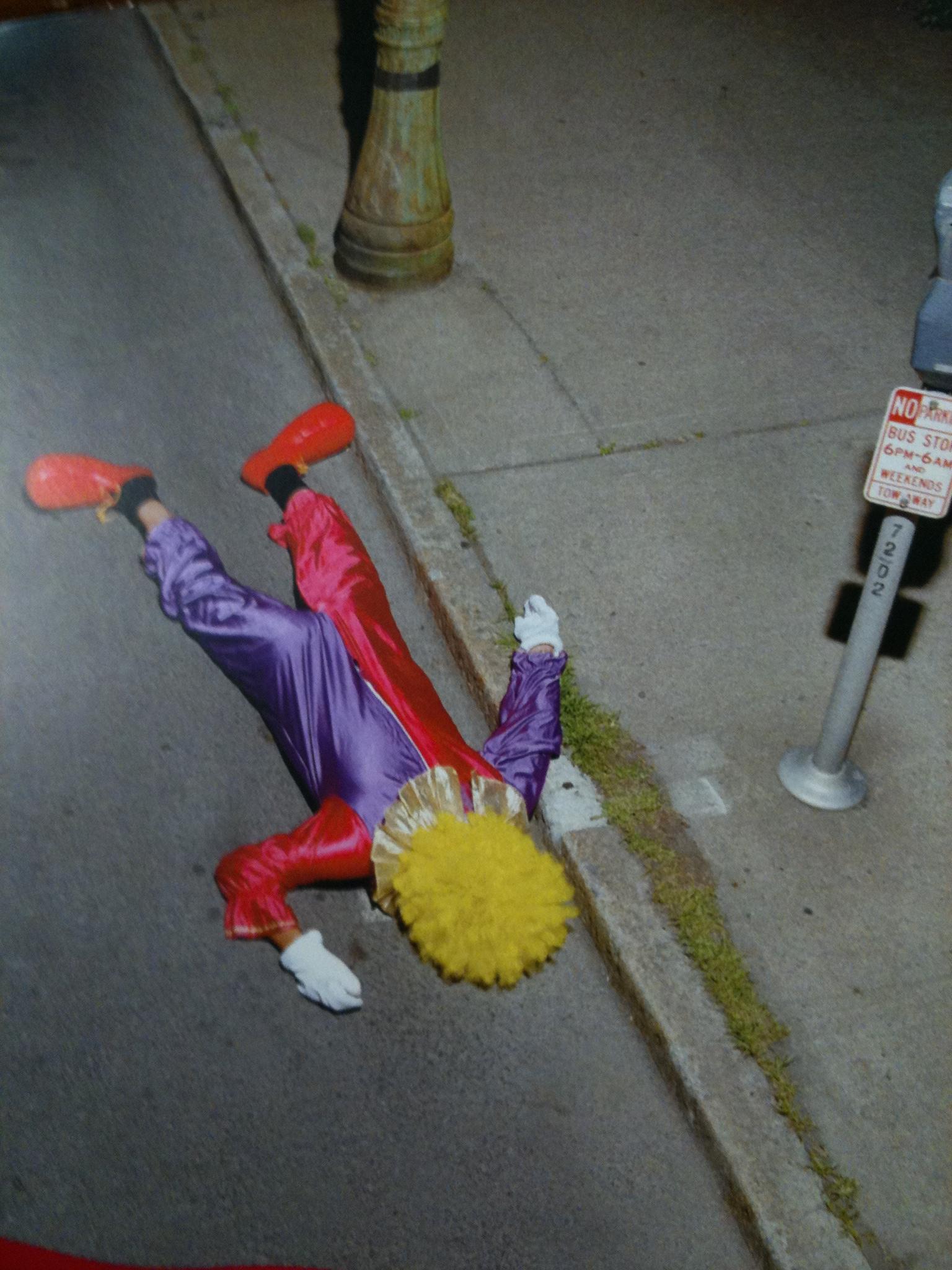Dead clown 001