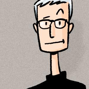 Mr. jantze cartoon