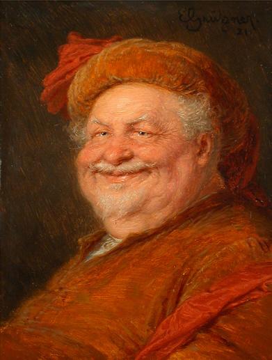 Eduard von gr  tzner falstaff