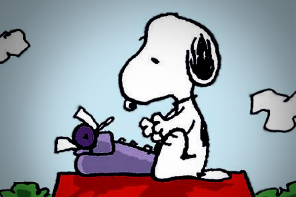 Snoopy dog desktop screensavers for background