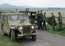 208px us army bundesgrenzschutz